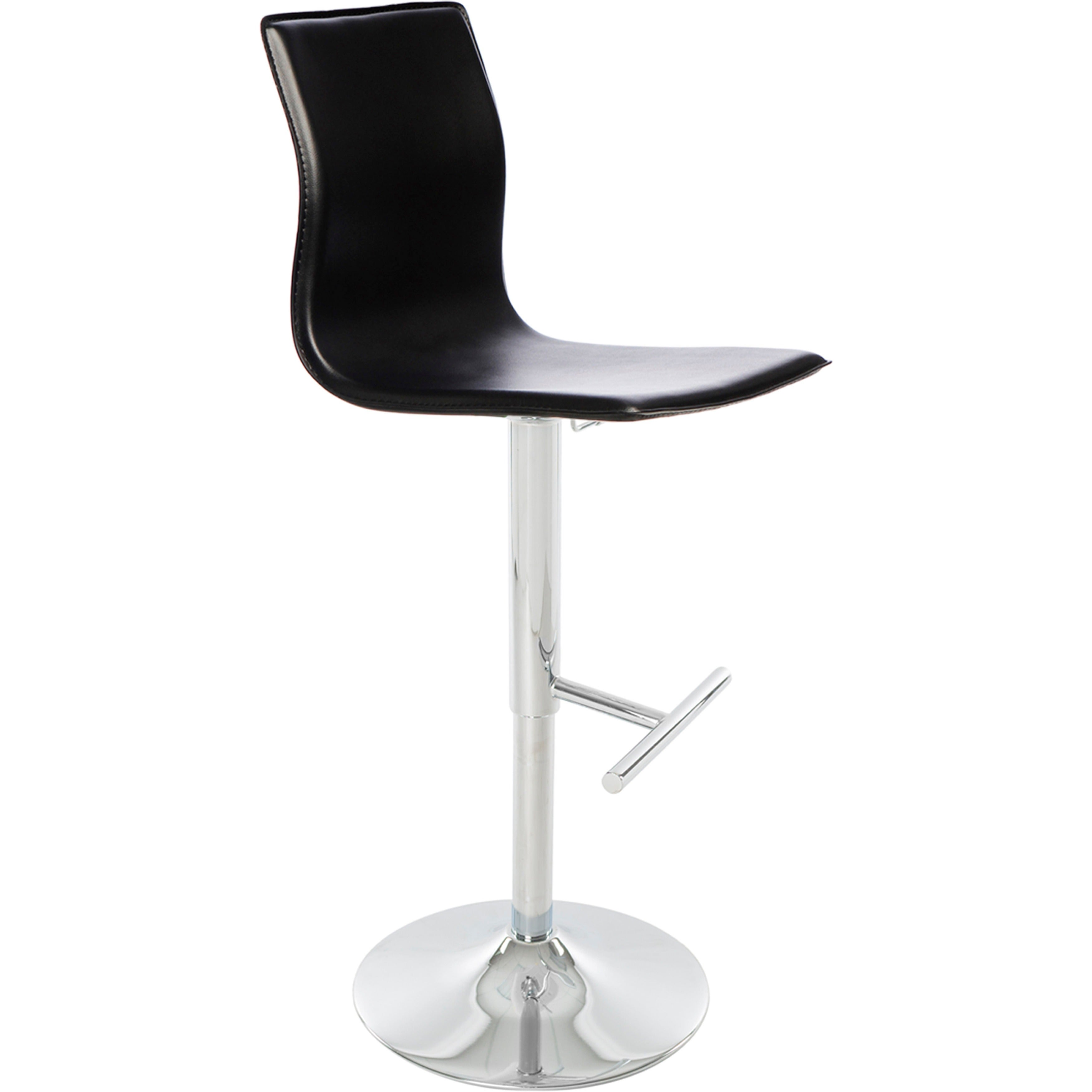 adjustable height swivel bar stool. Picture 6 Of 10 Adjustable Height Swivel Bar Stool L