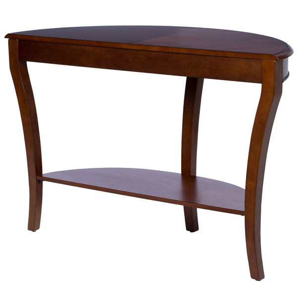 Half Circle Coffee Table Part - 23: Overstock.com