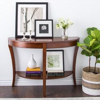 Copper Grove Half-round Sofa Table