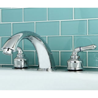 Magellan Chrome Roman Tub Filler Faucet