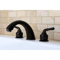 Magellan Oil-rubbed Bronze Roman Tub Filler Faucet