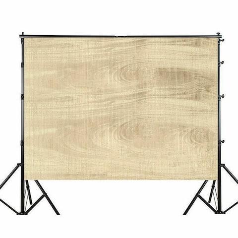 Photography Backdrop Studio Photo Prop 5' x 7' Dark Beige