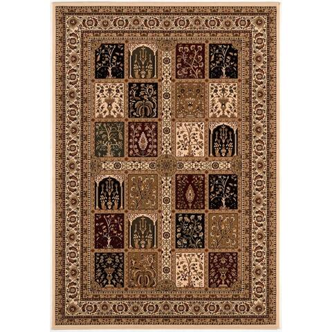 Rug Branch Majestic Traditional Vintage Area Rug and Runner