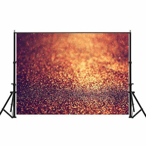 Photography Backdrop Studio Photo Prop 5' x 7' Fiery Red Halo 21