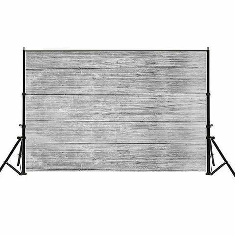 Photography Backdrop Studio Photo Prop 5' x 7' Gray Dense Texture