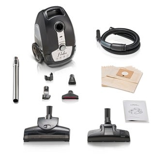 Prolux Tritan Sealed HEPA Canister Vacuum With Powerful 12 Amp Motor
