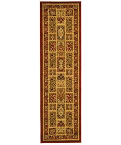 Safavieh Lyndhurst Traditional Oriental Red/ Multi Runner (2'3 x 12')