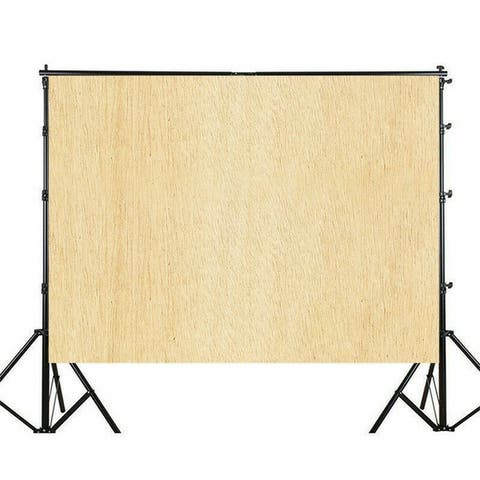 Photography Backdrop Studio Photo Prop 5' x 7' Beige Smooth Texture