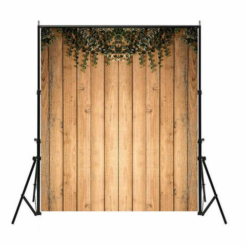 Photography Backdrop Studio Photo Prop 5' x 7' Ivy Decorating