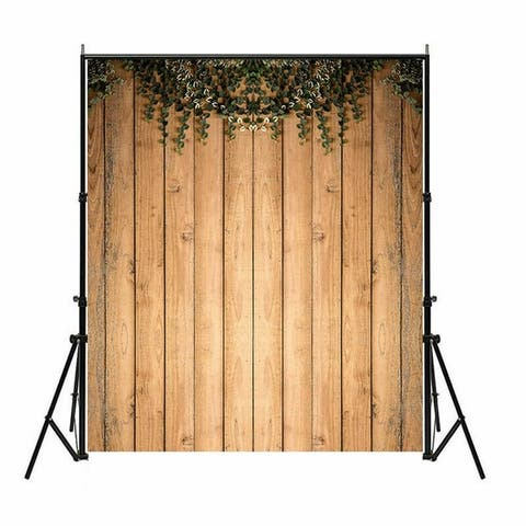 Photography Backdrop Studio Photo Prop 5' x 7' Ivy Decorating
