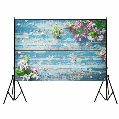 Photography Backdrop Studio Photo Prop 5' x 7' Flower A