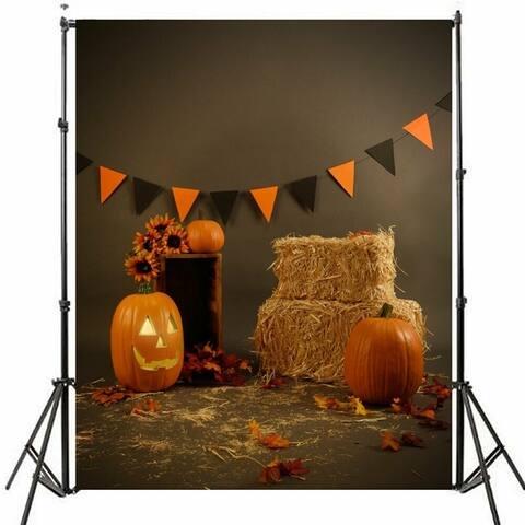 Photography Backdrop Studio Photo Prop 5' x 7' Halloween E