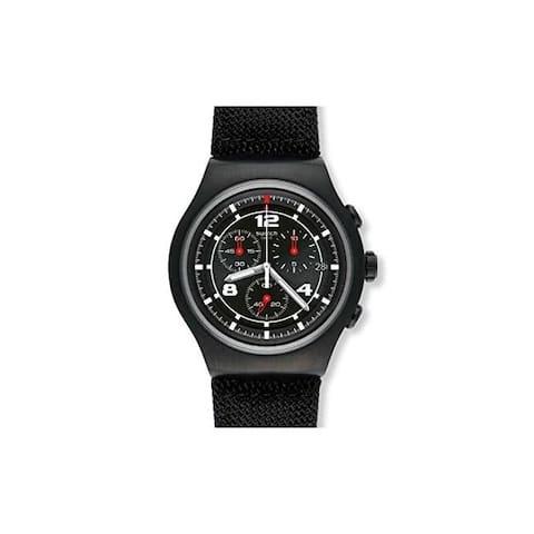 Swatch Thenero Chronograph Mens Watch YOB404