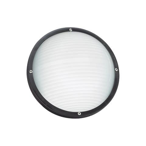 Sea Gull Bayside 1-light LED Convertible Outdoor Wall/Ceiling Mount