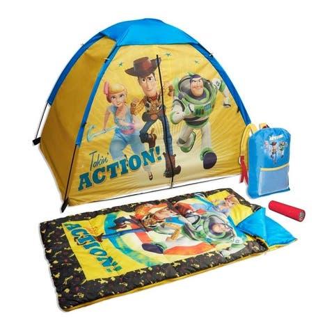 Disney Toy Story 4 Kids 4-Piece Fun Camp Kit