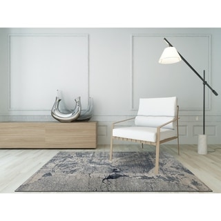 Porch & Den Somes Abstract Pattern Area Rug
