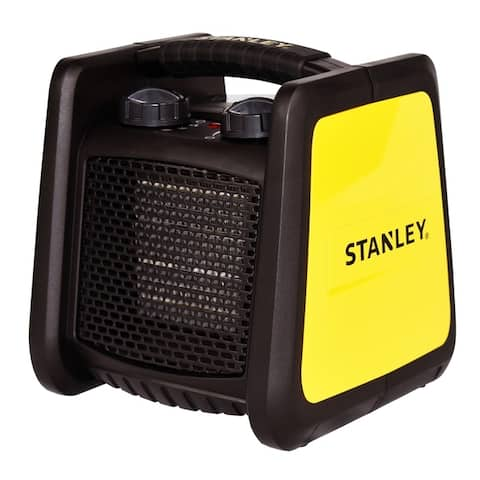 STANLEY Fast Portable Electric Space Heater w/ Thermostat