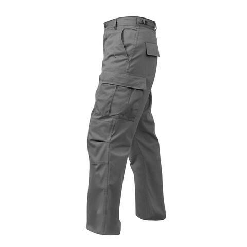 Rothco BDU Pant - Grey - Small - 8810-GREY-S