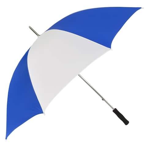 RainWorthy 60 inch Alternating Color Umbrella (Case 0f 24)