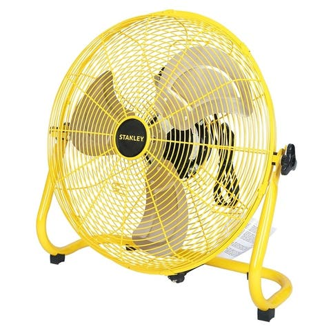 STANLEY 18 in. 3-Speed High Velocity Floor Fan