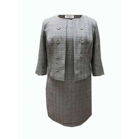 Danillo Dress Suit Plus Size Style 885049
