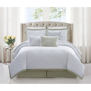 Link to Charisma Belaire 4 Piece Duvet Cover Set Similar Items in Bedroom Furniture