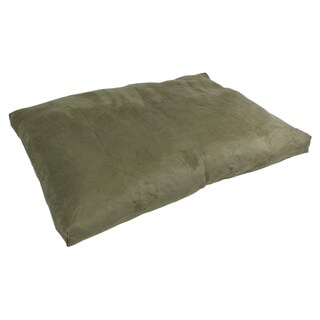 Microsuede Extra Large Washable Pet Bed