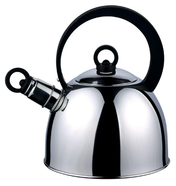 Stainless Steel 2-quart Teakettle