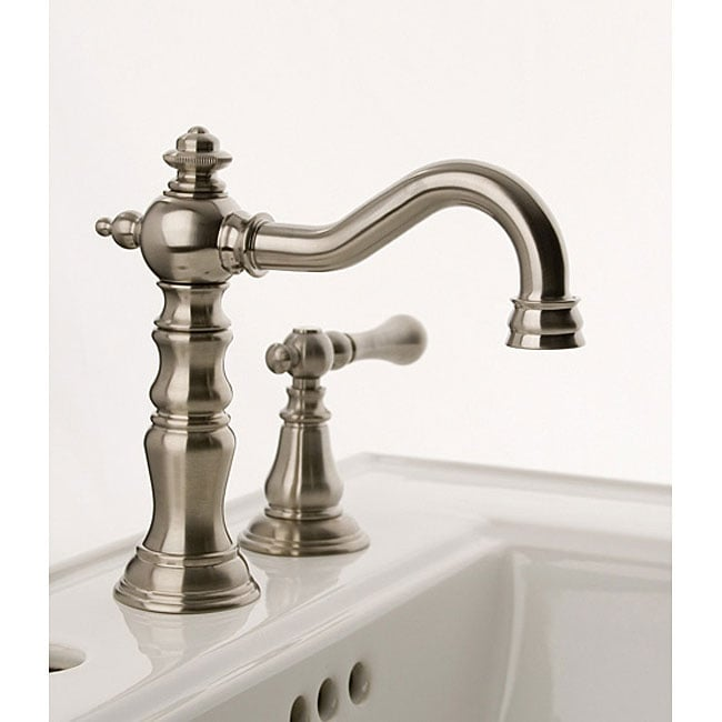 Fontaine Faucets : Fontaine Monaco Brushed Nickel Widespread Faucet - Free Shipping Today ...