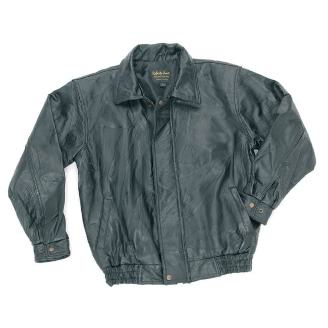 Roberto Amee Men's Leather Jackets (Case of 6)