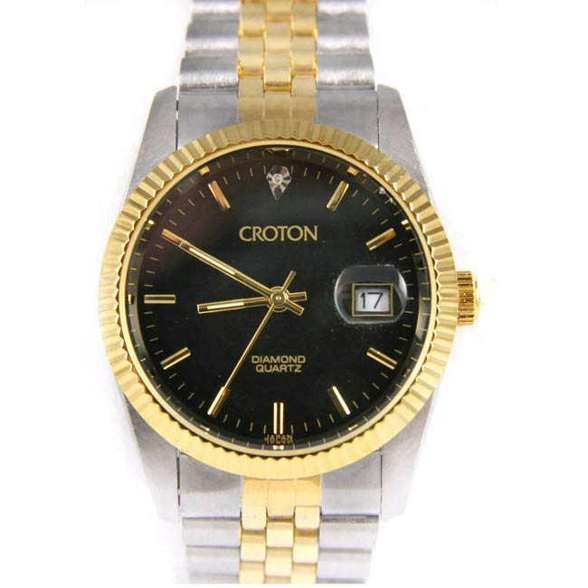 croton men s and women s matching famous look watches case of 6 croton men s and women s matching famous look watches