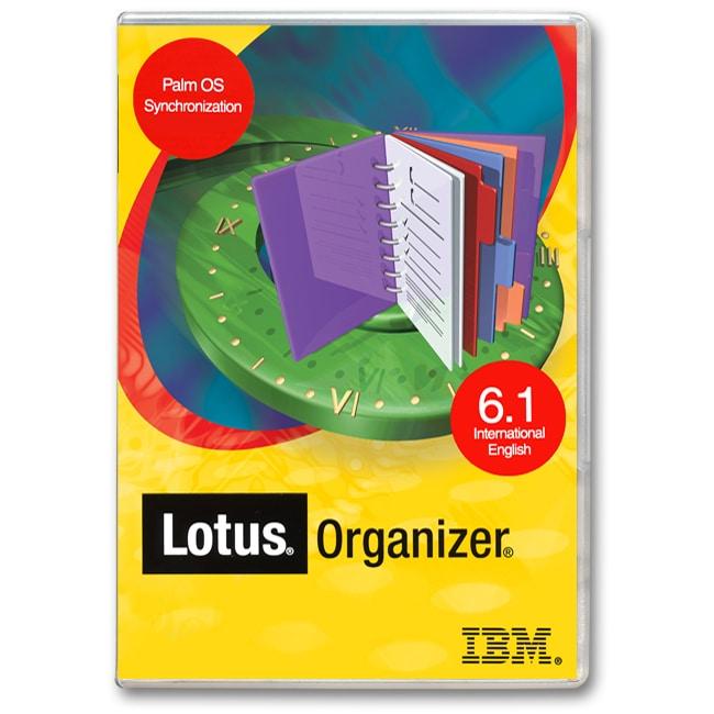 Lotus Organizer 6.1