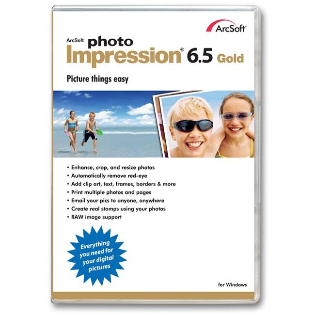 PhotoImpression 6.5 Gold
