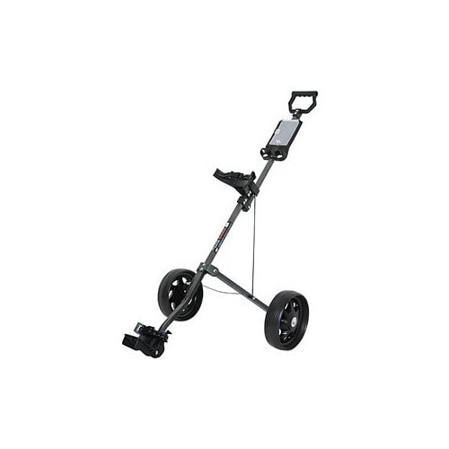 Lightweight Steel 2-wheel Pull Cart