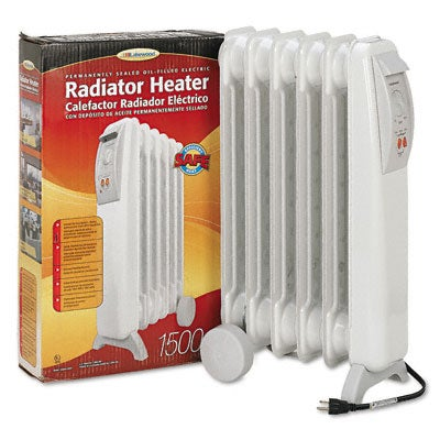 Oil filled electric radiator heater free shipping today for Lakewood wood stove for sale