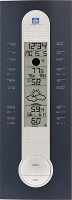Wall Hanging Wireless Weather Station