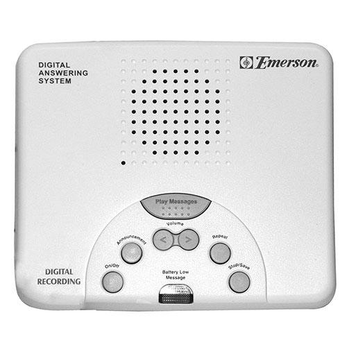 Emerson EM1200 Digital Answering Machine