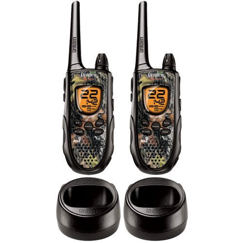22-channel FRS/GMRS 15 Mile 2-Way Radio (2 Pack)