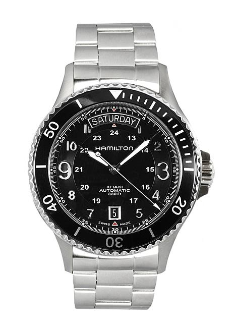 Hamilton khaki king scuba automatic divers watch free for Hamilton dive watch