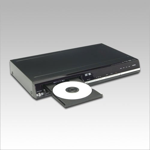 Toshiba DR400 DVD Recorder with 1080P Capability