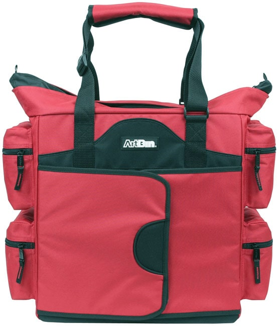 Artbin super satchel tote ii free shipping today for Arts and crafts tote bags