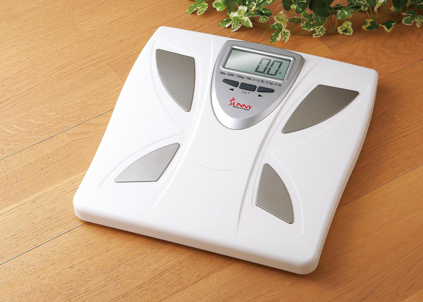 Sunny Body Composition Scale