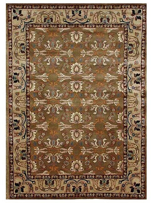Hand-tufted Kamela Persian Wool Rug (8'9 x 13')