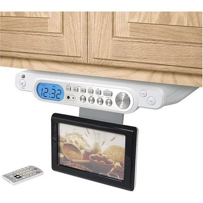 GPX Under Cabinet 7-inch LCD TV