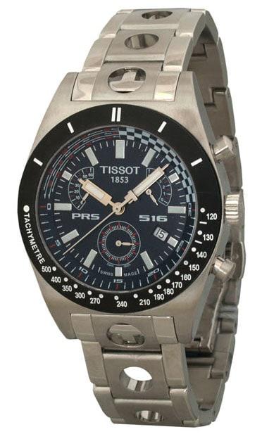 Tissot Men's T-Sport PRS 516 Retrograde Watch