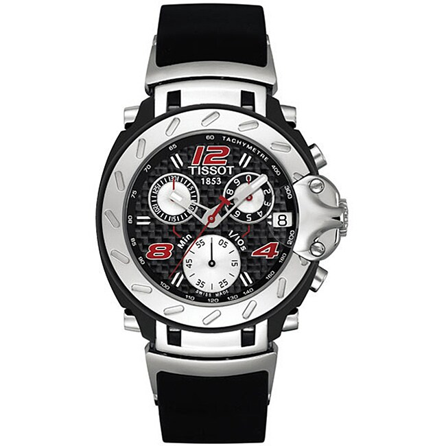 634ab657d5c Shop Tissot Men s T-Sport T-Race Chrono Nascar Watch - Free Shipping Today  - Overstock - 2998494