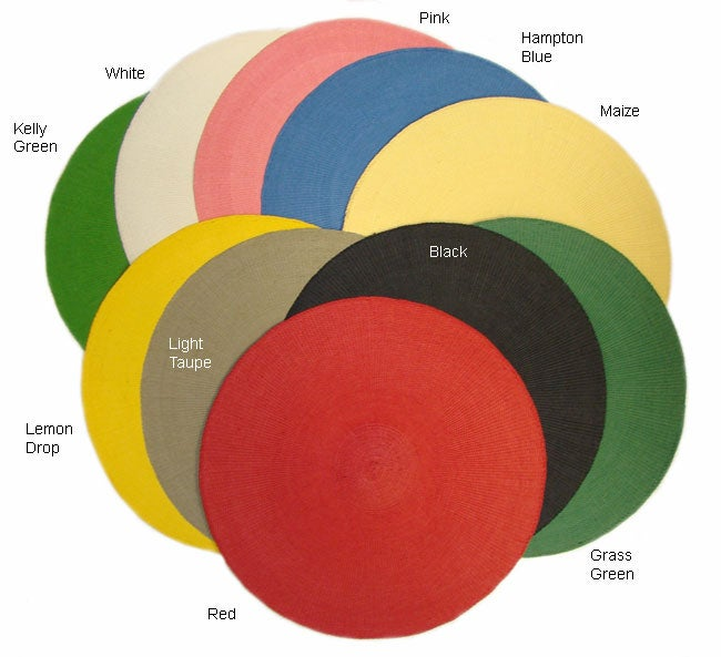 round paper placemats Find great deals on ebay for round paper placemats shop with confidence.