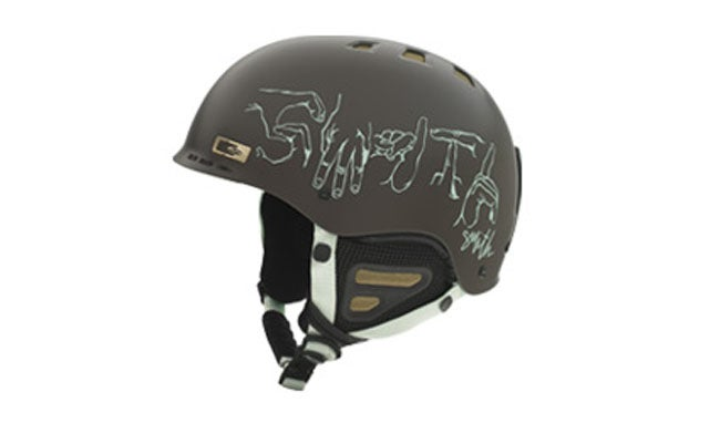 Smith Holt Snow Sports Helmet
