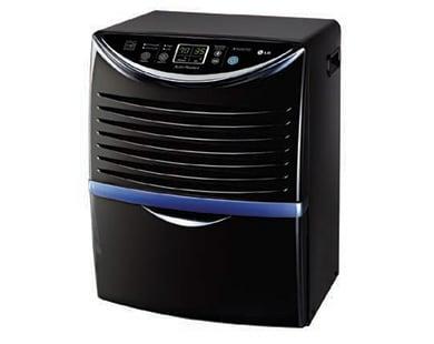 Lg Lhd65ebl 65 Pint Capacity Dehumidifier Refurb Free