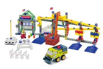 Rokenbok Conveyor Company Construction Play Set